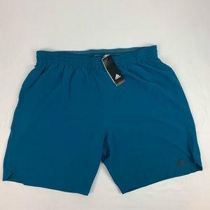 NWT Adidas Climalite (dryfit) Men's Shorts.